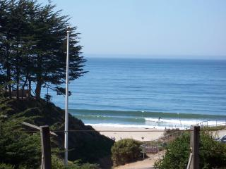 Almost Ocean Front, Sand & Whitewater View Hot Tub - Santa Cruz vacation rentals
