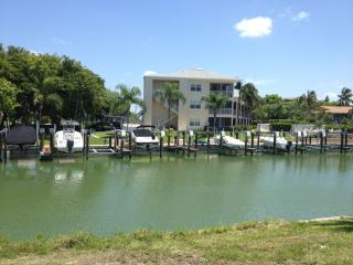 Waterfront Condo in Old Marco in Northern Marco Island Florida -