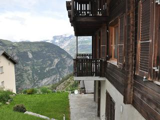 Chalet Wyss in the Swiss Alps - Valais vacation rentals