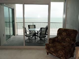 Beautiful 2 Bedroom / 2 Bathroom Condo Directly on the Beach SB-506 - Mississippi vacation rentals