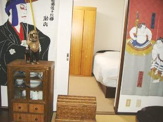 40 sq.meter Private Apartment in central Tokyo - Shinjuku vacation rentals