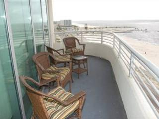 Beautiful 2 Bedroom / 2 Bathroom Condo with Gulf Views OC-705 - Mississippi vacation rentals