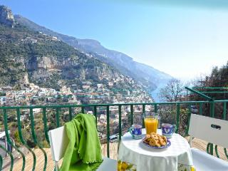 Collinetta apartment in Positano three bedrooms - Amalfi vacation rentals