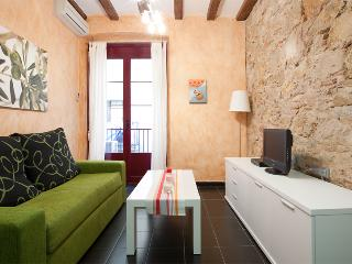 Guardia I - well furnished and great location - Barcelona vacation rentals