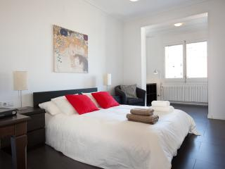 Uptown Valencia spacious, airco, shopping district - Barcelona vacation rentals