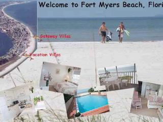 Gateway 494 FortMyersBch - luxury 2Bed/2Bath Condo - Fort Myers Beach vacation rentals