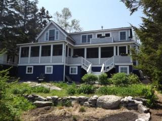 Capitol Island 2 Bedroom On Crashing Surf - Boothbay vacation rentals