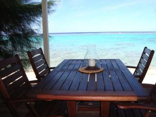 Beachfront Heaven Muri - Rarotonga vacation rentals