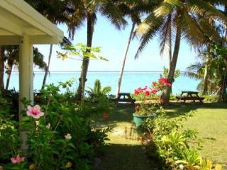 On the Beach Villa - Southern Cook Islands vacation rentals