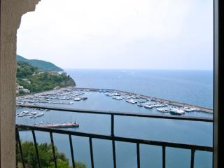 From our terrace a beautiful view of Amalfi coast - Agropoli vacation rentals