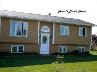 Front View of Beach House - Anne's Beach House - Souris - rentals