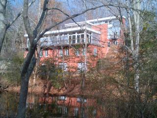 1. Private 20 acre waterfront estate - main house - Annapolis vacation rentals
