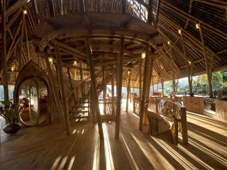 Stunning All Bamboo 4 Storey House by River nrUbud - Bali vacation rentals