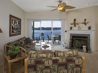 Harbour Towne E-103 - Stunning Corner Unit Condo with 7.5 mile Lake Views! 1.5 MM Osage Main Channel - Lake Ozark vacation rentals