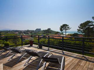 Luxury Home & Ocean views - steps from the beach - Basque Country vacation rentals