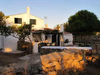 Wonderful Menorcan antic villa - Sant  Lluis es vacation rentals