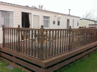 6 Berth Caravan Marine holiday park in Rhyl north wales - Rhyl vacation rentals