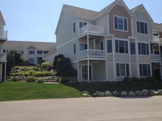 Spectacular Three Story Condo with Beach-Like Feel - Manistee vacation rentals