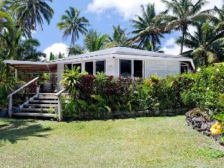 Sands Villas Beachfront: Hibiscus Villa - Rarotonga vacation rentals