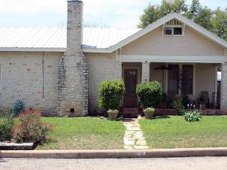 Schubert Street House - Fredericksburg vacation rentals