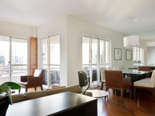 Stylish 3 Bedroom Apartment in Jardins - Sao Paulo vacation rentals