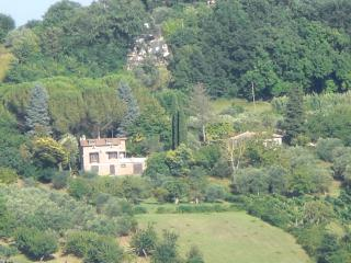 Villa dei Pini in Magliano Sabina with amazing terrace - Province of Rieti vacation rentals