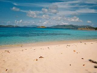 WOW!  Sapphire Beach STAY FOR 7, PAY FOR 5 for the rest of 2014! WOW! - Saint Thomas vacation rentals