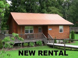 Rocky River Cabin: 2 bedroom/2 Bath Fishing/Restful Getaway - Spencer vacation rentals