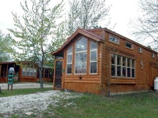 Upscale Family Camping N Kids' Summer Paradise! - Three Oaks vacation rentals