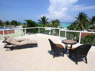 Beachside Playacar Vacation Home - Vista del Mar - Playa del Carmen vacation rentals