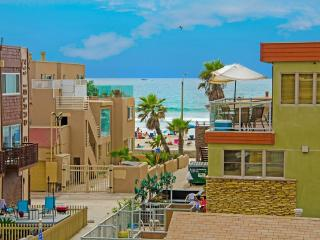 ***Panoramic OCEAN VIEW with ROOFTOP Deck*** - Mission Beach vacation rentals