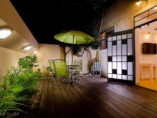 A garden house in the centre TLV George Eliot st. - Tel Aviv vacation rentals