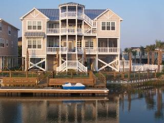 8BR - Boating/Beach - Sleeps 28 - Ocean Isle Beach vacation rentals
