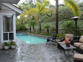 Beautiful Resort Style 5 Br, 4 Ba, Pool & Jacuzzi - Laguna Niguel vacation rentals