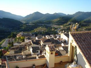 B&B with spectacular views  in great walking area near the Costa Blanca beaches - Sella vacation rentals