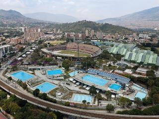 New Apartment with Rooftop Terrace Near Medellin Stadium - Medellin vacation rentals