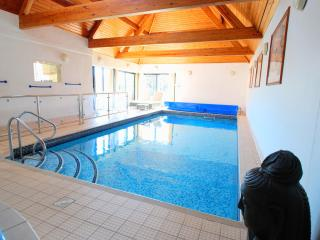 Stylish apartment with indoor heated pool!! - Deganwy vacation rentals