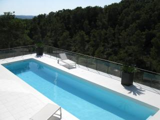 Luxury modern desing house in Sitges Hills with private swimming-pool and gym - Olivella vacation rentals