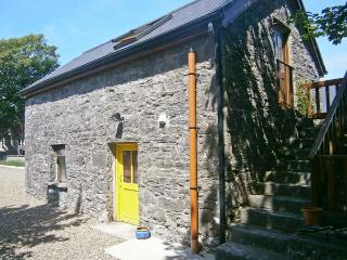 THE GALLERY, romantic retreat, mutli-fuel stove, in Ballinderreen, near Galway, Ref. 23580 - Galway vacation rentals
