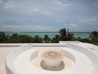 Casa Texana - Luxurious beachfront villa with pool - Akumal vacation rentals