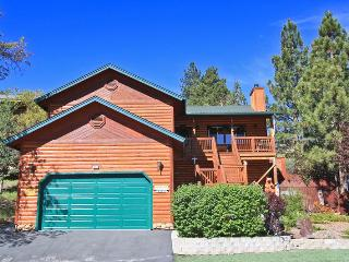 Grizzly Bear Lodge - Fenced Yard! Spa! Game Room! - Big Bear City vacation rentals
