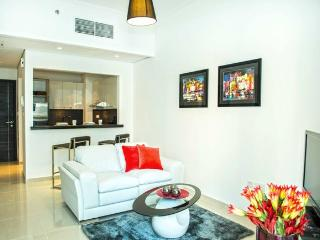 Dubaitostay - Silverene Studio Apartment - Dubai vacation rentals