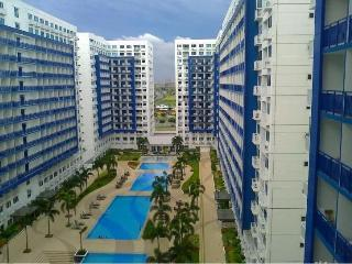 Sea Residences Condo fully furnished w/ balcony - Pasay vacation rentals