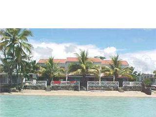 Beachfront villa, right on Grandbay beach - Image 1 - Mauritius - rentals