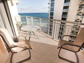 1 BEDROOM @ OCEANFRONT CONDO! GREAT VIEWS! - Florida South Atlantic Coast vacation rentals