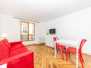 Studio at  Boulevard de Bonne Nouvelle  (2444) - Paris vacation rentals