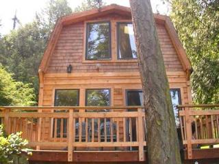 #42 Hunter Bay - Waterfront & Near Public Dock - Lopez Island vacation rentals