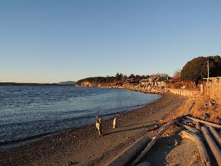 #8 Beach House - Right on the Water & Village Too! - Lopez Island vacation rentals