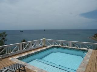Fantastic Ocean View Villa, 3 Bedrooms and Pool - Saint Kitts and Nevis vacation rentals