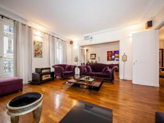 Spacious beautiful apartment in 8 district (2120) - Paris vacation rentals